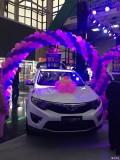 2017款东南dx7白骑士与东南DX3新款上市活动现场