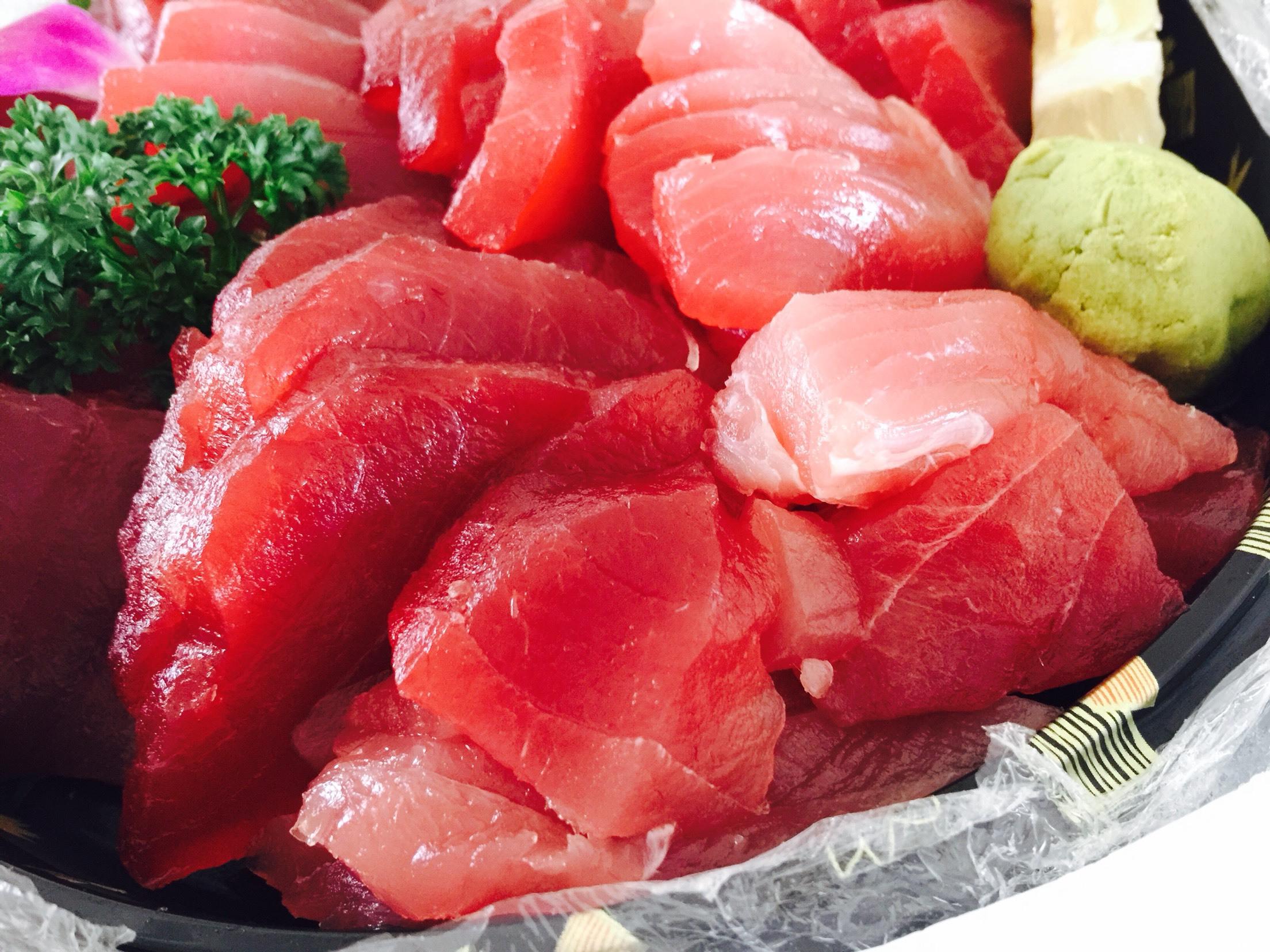 市场进货量增多挪威三文鱼均价8144元公斤同比去年最高降12元
