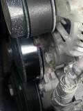 14款卡罗拉更换发动机水泵