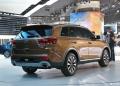 国产起亚KX7将于今年3月上市汉兰达表示很淡定
