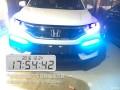 本田XRV改灯-改装汽车大灯-聊城三合专业改装大灯双光透镜