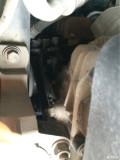 11经典1.8手舒副驾驶前端发动机渗油,什么毛病?