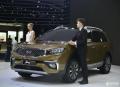 起亚KX7新车上市中型七座SUV才是时代的主流车型