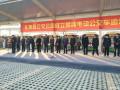 礼泉县迎来了第一批新能源公交