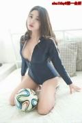 爱运动的女生身材好!