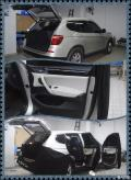 芬朗hifi级汽车音响,广州车元素宝马X3汽车音响改装