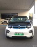 BMWi3升级款在上海获批新能源车牌照