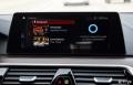 宝马与微软正式合作:展示车载Cortana