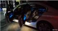 作业:宝马3系改装M3包围+轮毂+REMUS四出排气+氛围灯