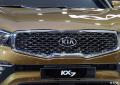 东风悦达起亚SUV七座KX7将上市汉兰达遭无情殴打
