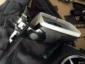 天津奔驰E200安装360度全景行车记录仪