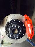 轮毂轮胎刹车处理了。AP7040+东阳DRB