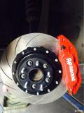 轮毂轮胎刹车处理了AP7040+东洋DRB