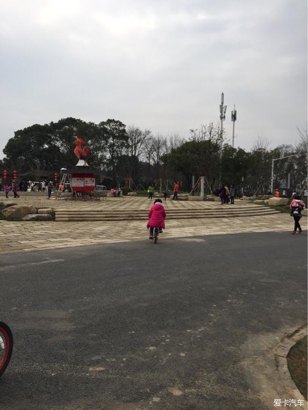 武汉东湖绿道图片