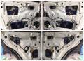 西安三菱帕杰罗改装德国海螺音响|大能隔音|西安车乐汇汽车音响