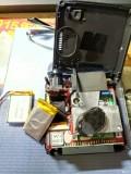 晶锐征服者GPS-828H高清纪录电子狗换电池、升级数据