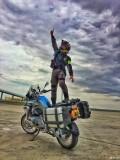 【晒车】千里走单骑,CEO周凯源先生的骑行之旅