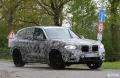 宝马全新一代X3将明年法兰克福车展首发