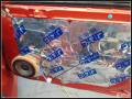 三菱翼神升级意大利TEC和美国霸克【怀化好声音汽车音响改装】