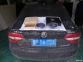 斯柯达速派装节奏之星汽车低音炮,低频能量强大