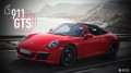 精进不止,911更新GTS