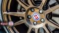 奥迪S4升级改装HRE锻造P44系列经典轮毂