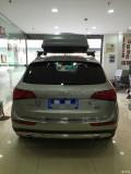 【奥迪Q5No.1】Q5安装车顶箱和刹车片索赔作业^_^