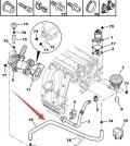 老款307自动挡2.0废气管卡箍哪里有?(已初步解决)