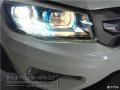 成都专业汽车灯光改装升级长安CS75改灯大灯升级双光透镜