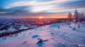 冬季最牛自驾线路――【冰雪天路】穿越2638km的风景和风情