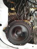 汽车音响改装卡罗拉改装STEGSQ650C套装喇叭