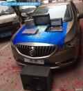 别克威朗音响改装8音度X1S,音质效果华丽提升!
