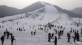 北京游记,带着孩子来滑雪。