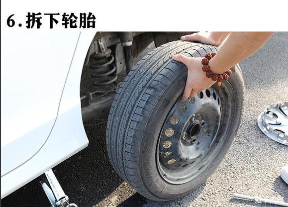 哥瑞后轮方法挡板v后轮棉安装世纪_东风本田哥内衬金花图片