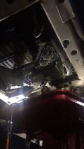 GL8变速箱油和机底壳更换