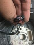 奥迪A4B7加装方向盘加热