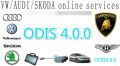 正版大众奥迪ODIS4.13诊断软件4.005054A