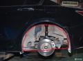 雅阁后轮叶子板内衬怎么那么小?都看到排气管了......