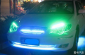 杜绝驾驶陋习停车不打转向灯很危险!!