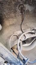 伊兰特后轮部的什么装置