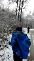 海螺沟大雪