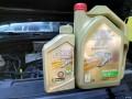 换机油,同时做清洗,换机油格,发动机空气格