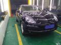 13保时捷卡宴3.0T油电混合动力黑色保时捷内