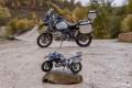 看了乐高的飞行摩托模型之后,宝马做了一台样车