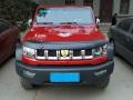 兰州BJ40L 2.3T自动 骚红5000公里使用体会