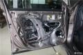 动听小调本田XR-V汽车音响改装阿尔派PMX-F640