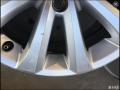 出四个迈腾原厂16寸的轮毂成色很好