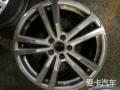汽车钢圈要怎么修复?