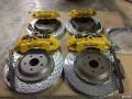 雷克萨斯IS250刹车系统升级改标定制前六后四刹车套装