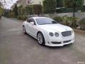 刚刚现货:08宾利欧陆GT-6.0T,白色红内